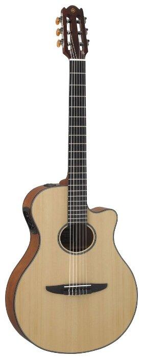 Гитара электроакустическая YAMAHA NTX500 Natural