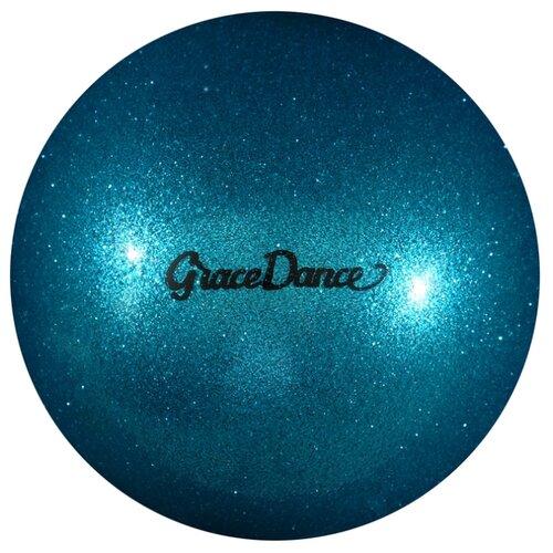 Мяч для художественной гимнастики Grace Dance 4327152 голубой