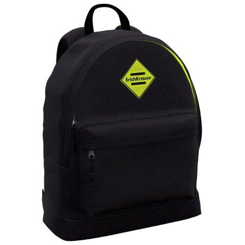 Фото - ErichKrause рюкзак EasyLine Black&Yellow (48548), черный рюкзак ancestor ghost black черный