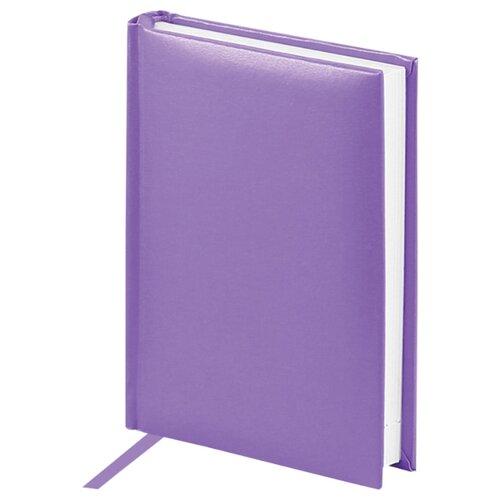Купить Ежедневник OfficeSpace Ariane недатированный, А6, 160 листов, сиреневый, Ежедневники, записные книжки