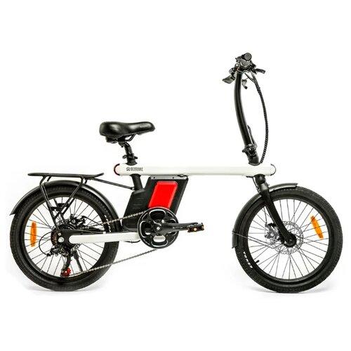 цена на Электровелосипед BearBike Vienna 250W белый (требует финальной сборки)