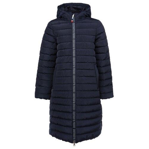 Купить Куртка playToday 22021002 размер 158, темно-синий, Куртки и пуховики