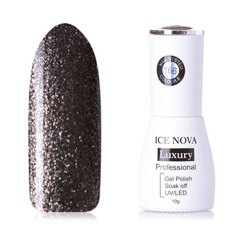 Купить Гель-лак для ногтей ICE NOVA Luxury Professional, 10 мл, 166