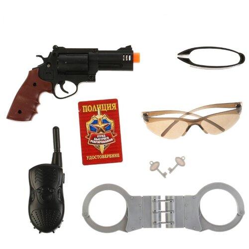Купить Игровой набор Играем вместе 1801Y230-R, Полицейские и шпионы