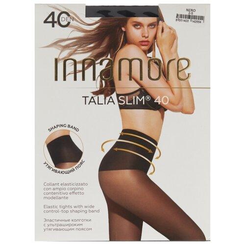 цена Колготки Innamore Talia Slim 40 den, размер 2-S, nero (черный) онлайн в 2017 году