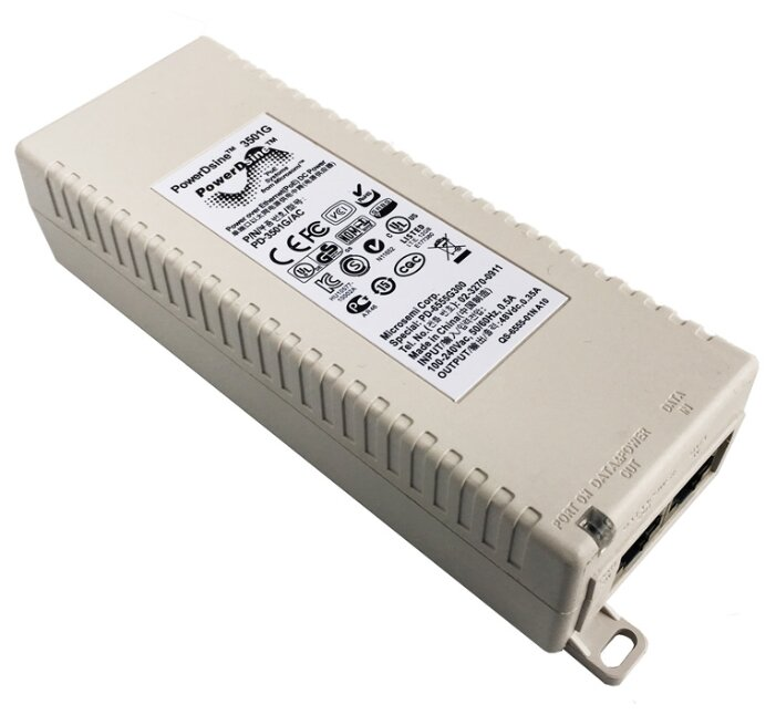 Блок питания HP Aruba PD-3501G-AC 1p GE 802.3af Midspan (JW627A)