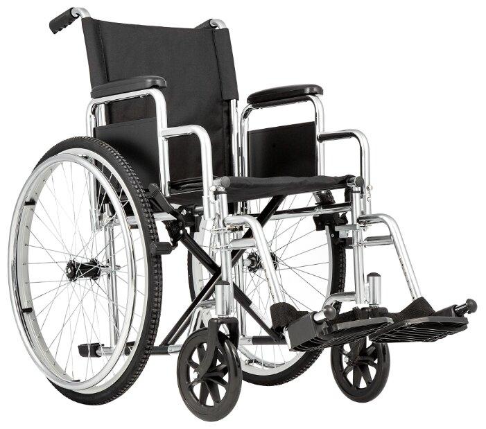 Кресло-коляска механическое Ortonica Base 135