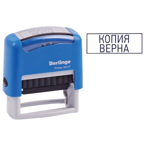 Штамп Berlingo Printer 9011Т прямоугольный