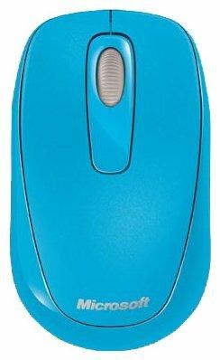 Мышь Microsoft Wireless Mobile Mouse 1000 Blue USB