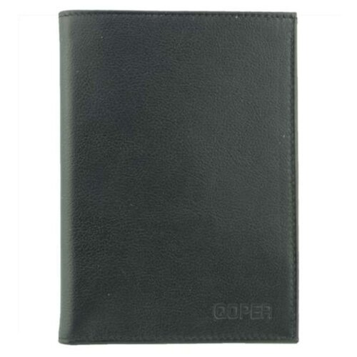 Обложка на автодокументы и портмоне Qoper 0964 black 00-00005862