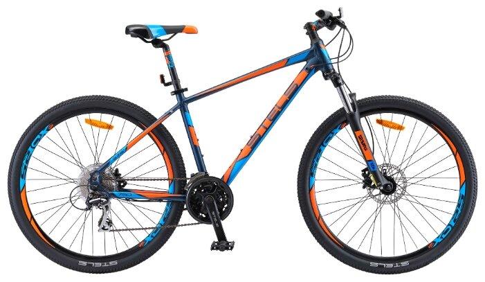 Горный (MTB) велосипед STELS Navigator 750 D 27.5 V010 (2019)