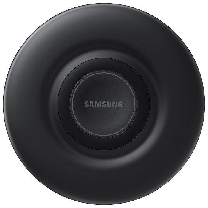 Беспроводная сетевая зарядка Samsung EP-P3105, black фото 1