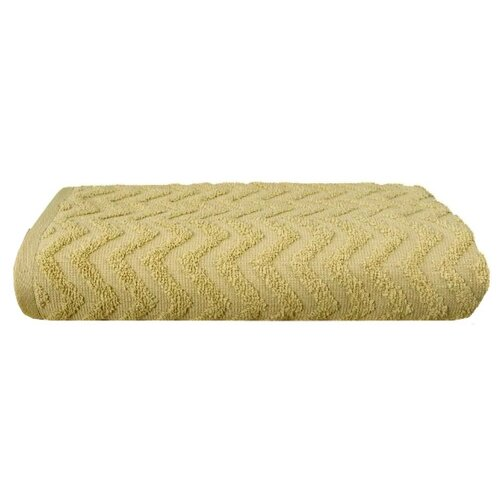 Фото - Guten Morgen полотенце Зигзаг банное 70х130 см фисташка guten morgen полотенце пейсли банное 70х130 см коралл