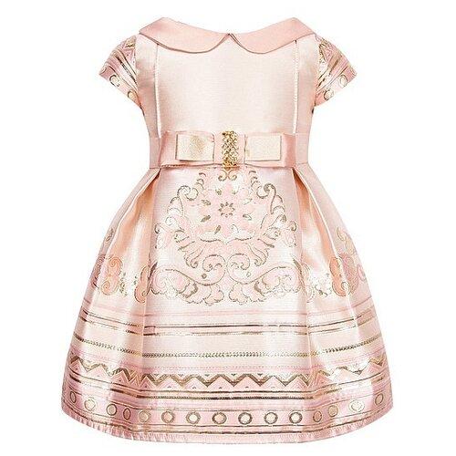 Платье Lesy размер 80, розовый