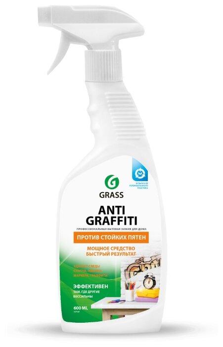 GraSS Чистящее средство Antigraffiti — купить по выгодной цене на Яндекс.Маркете