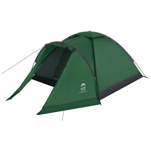 Палатка Jungle Camp Toronto 4 зеленый