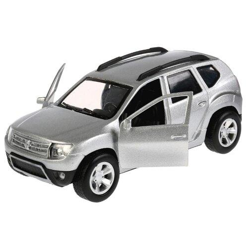 Купить Внедорожник ТЕХНОПАРК Renault Duster 12 см серебристый, Машинки и техника