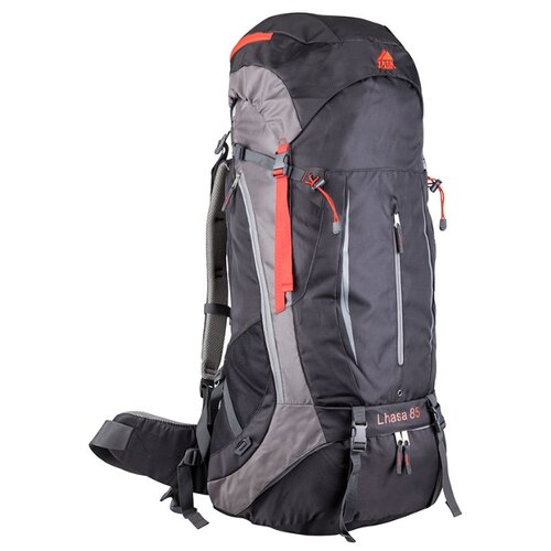 Рюкзак TREK PLANET Lhasa 85 black/grey