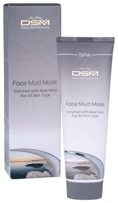 Mon Platin Dead Sea Minerals Face Mud Mask Грязевая маска