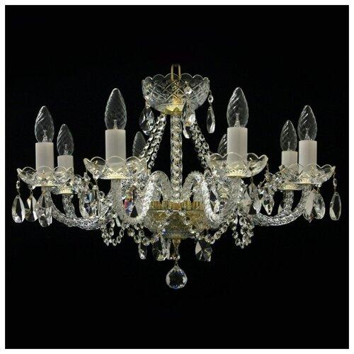Люстра Elite Bohemia L 133/8/021 S, E14, 320 Вт люстра bohemia ivele crystal 1402 1402 8 195 g m731 e14 320 вт