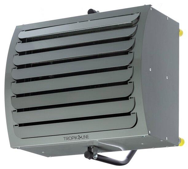 Водяной тепловентилятор Тропик Aero 25D35 Grey