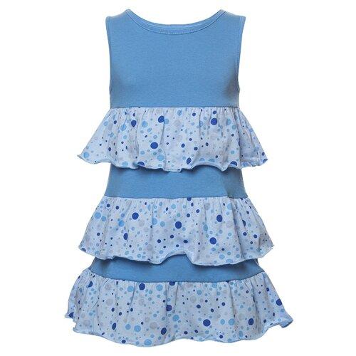 Платье M&D размер 104, голубой
