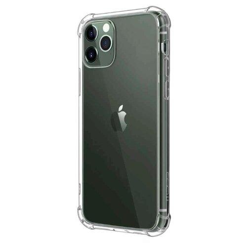 Купить Чехол Bit Pro силиконовый прозрачный для Apple iPhone 11 Pro бесцветный