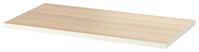 Столешница IKEA Линнмон 100x60 см для компьютерного стола