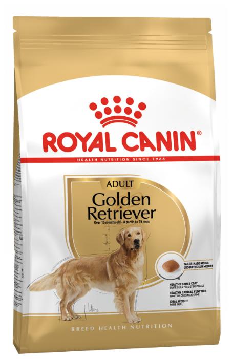Корм для собак Royal Canin Golden Retriever Adult