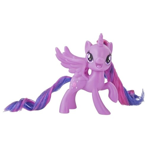 Фигурка My Little Pony My Little Pony - Твайлайт Спаркл E5010 набор b0370 pop тематический my little pony my little pony