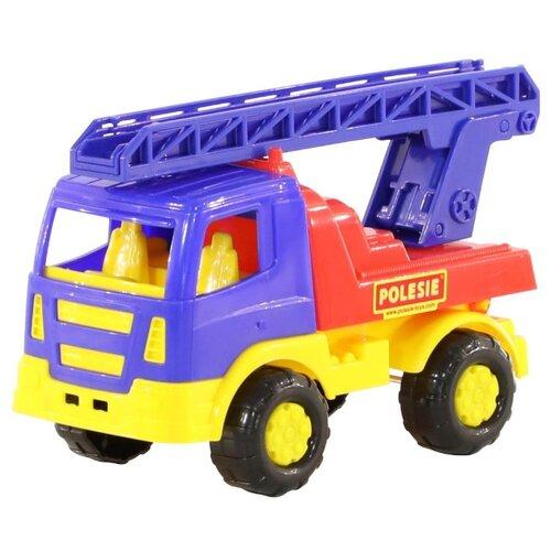 Пожарный автомобиль Полесье Салют (68125) 22 см