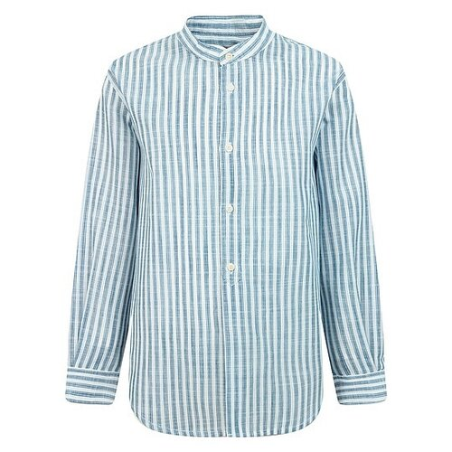 Рубашка Il Gufo размер 92, голубой