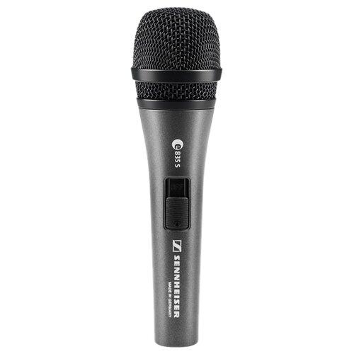 Микрофон Sennheiser E 835-S, черный