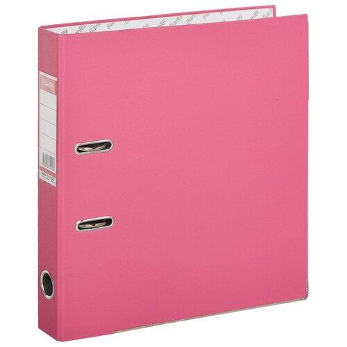 Купить Bantex Папка-регистратор Economy Plus A4, бумвинил, 50 мм фуксия, Файлы и папки