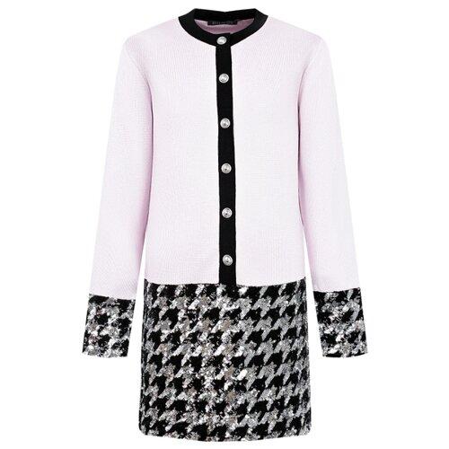 Платье Balmain размер 164, розовый