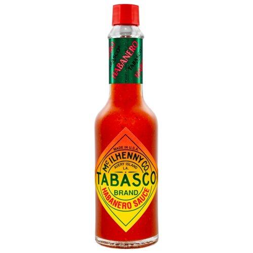 Соус Tabasco Habanero, 60 мл соус b sauce tabasco 148 мл