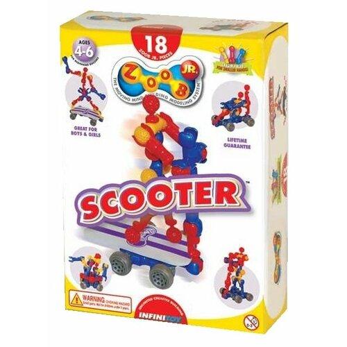 Конструктор Zoob ZOOB JR. 13018 Scooter