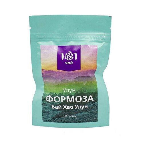 Чай улун 101 чай Формоза, 50 г фото