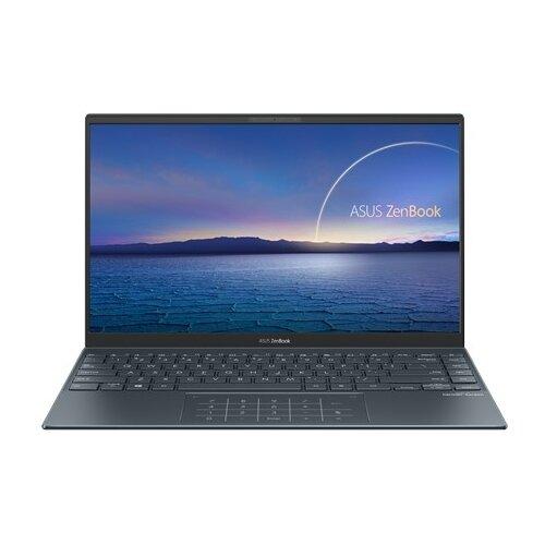 "Ноутбук ASUS ZenBook 14 UX425JA-BM036R (Intel Core i7 1065G7 1300MHz/14""/1920x1080/16GB/1TB SSD/Intel Iris Plus Graphics/Windows 10 Pro) 90NB0QX1-M04990 Pine Grey"