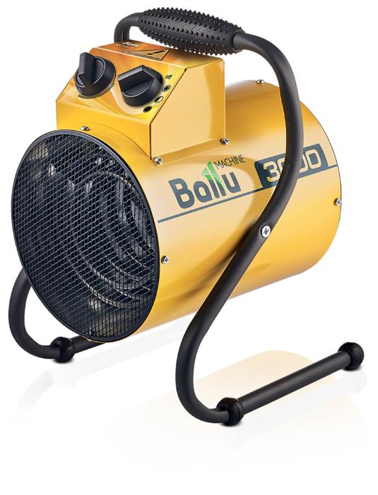 Электрическая тепловая пушка Ballu BHP-PE-5 (5 кВт)