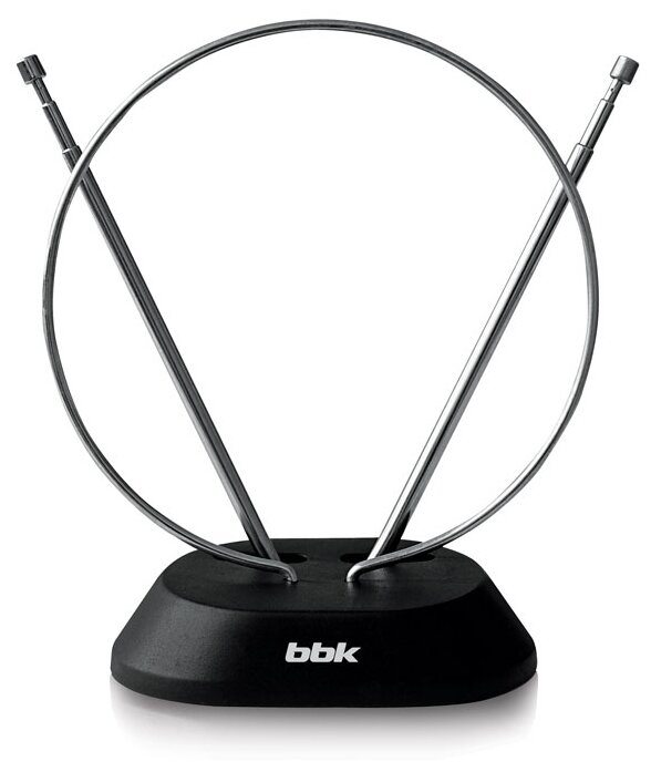 ТВ-антенна BBK DA01 комнатная цифровая DVB-T