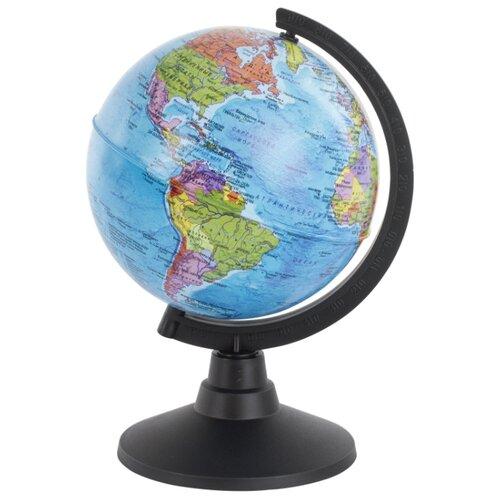 Глобус политический Globen Классик 120 мм (К011200002) черный