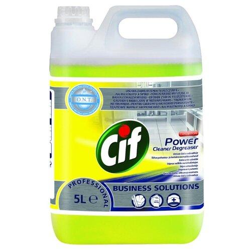 Cif жидкость универсальная Professional Power Cleaner 5 л
