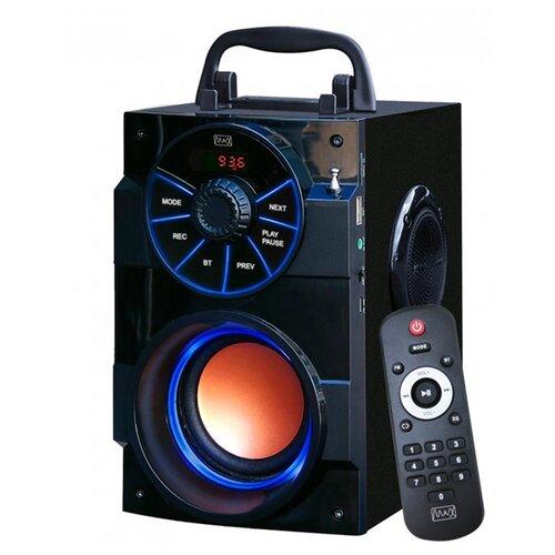 Портативная акустика Max MR-430 черный