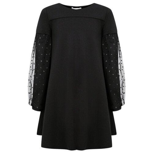 Платье Elsy размер 140, черный