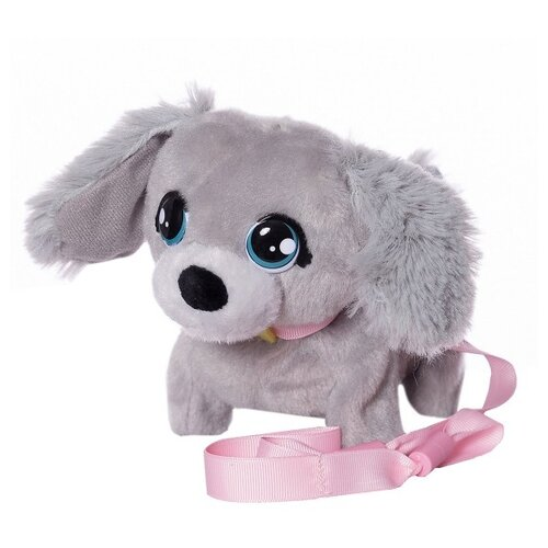 Мягкая игрушка Club Petz Mini Walkiez Щенок Poodle, Роботы и трансформеры  - купить со скидкой