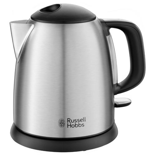 Чайник Russell Hobbs 24991, silver чайник russell hobbs 24991 silver