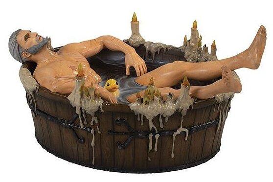 Фигурка Dark Horse The Witcher 3: Wild Hunt - Геральд в ванне фото 1