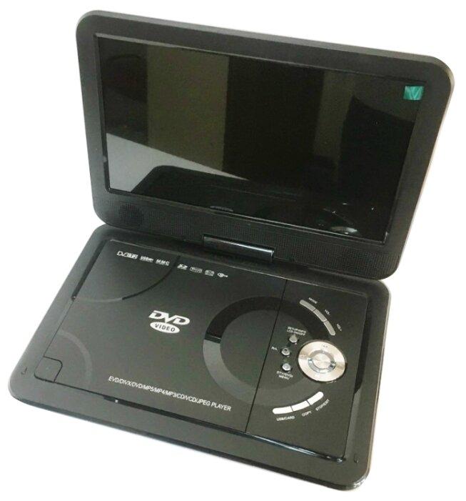 Eplutus DVD плеер портативный с тюнером DVB-T2 LS-104T