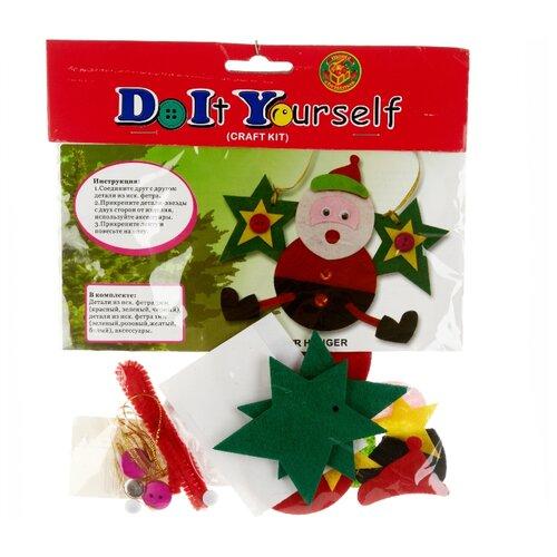 Купить Monte Christmas Набор Сделай сам Новогоднее украшение (N9841004), Изготовление кукол и игрушек